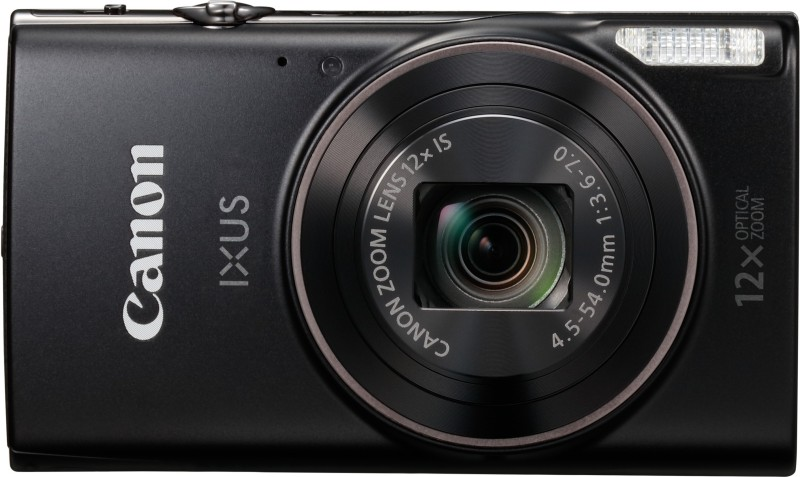 Canon IXUS 285 HS Point & Shoot Camera(Black) 1