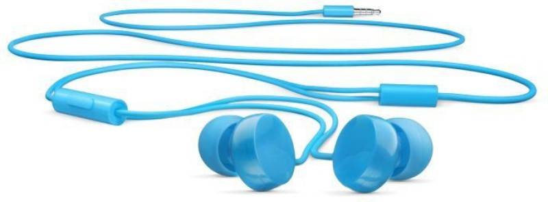 Flashmob C317EP Wired Headset with Mic(Blue, In the Ear) 1