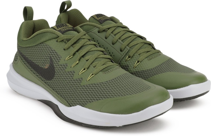 Nike LEGEND TRAINER Training & Gym Shoe For Men(Olive) 1